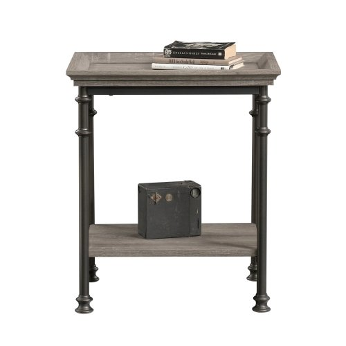 Teknik Canal Heights End/ Side Table - (w) 444mm x (d) 546mm