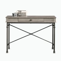 Teknik Canal Heights Console Desk - (w) 1080mm x (d) 762mm