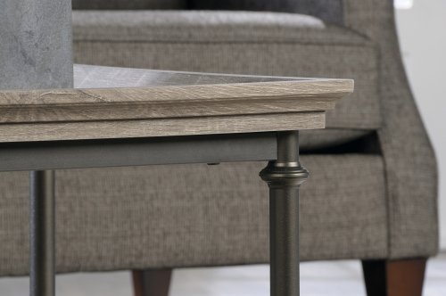 Teknik Canal Height Coffee Table - (w) 1054mm x (d) 572mm