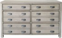 Moscow 6 Drawer Wide Chest